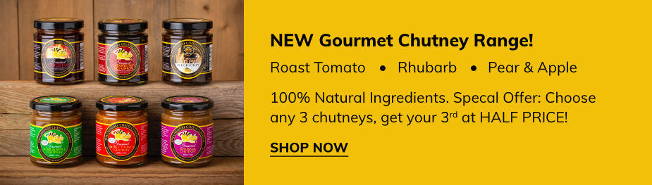 New Chutneys Chutney