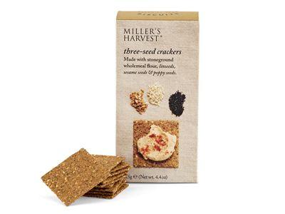 Millers 3 Seed Crackers