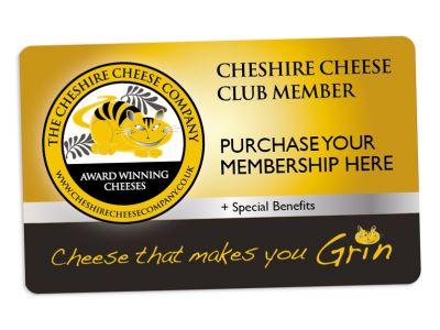 Buy membership to the cheshire cheese club!