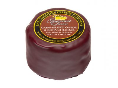 Gourmet Range, Rioja, Caramelised Onion Cheddar