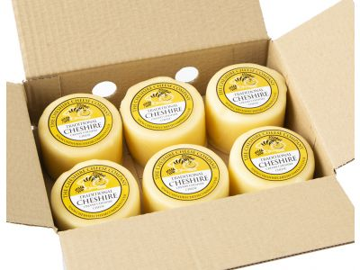 6 x Traditional Cheshire Cheese Multi Buy Pack and Send