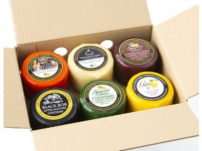 Cheshire Cheese Company Cheese Gift Box