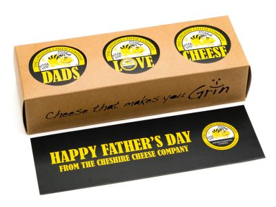 Pick Your Own Cheese Gift for Father's DAy