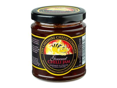 Gourmet Chilli Jam Cheshire Cheese Co