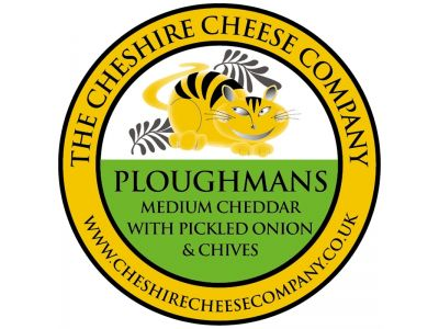 Ploughmans Cheddar with Pickled Onion & Chives REDUCED