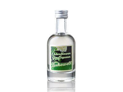 Elderflower Miniature Gin Bakewell Cheshire Gin Company