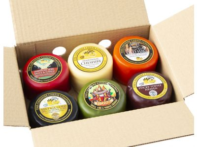 Pick N Mix Cheshire Cheese Company Truckles