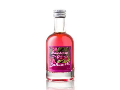Raspberry Bakewell Gin