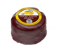 Sticky Toffee Heaven Cheddar Cheese 200g
