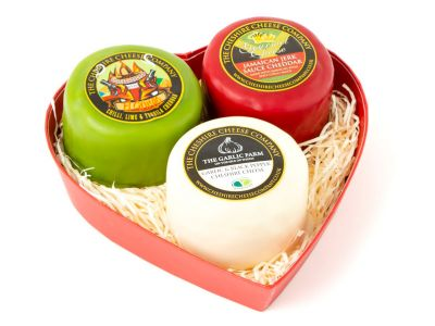 Spicy Cheese Gift Pack, Sweetheart