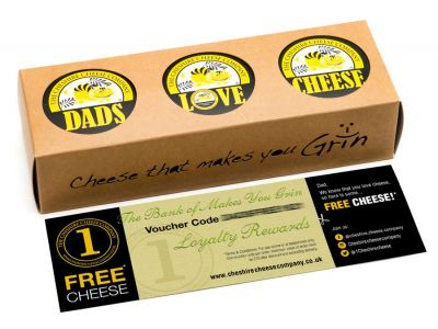 Gift for Dads Birthday Cheese