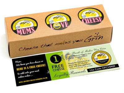 mums love cheese pick your own gift set for birthday