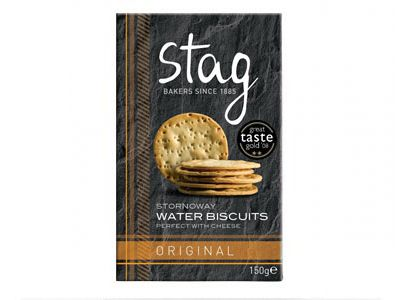 Stag Original Water Biscuits