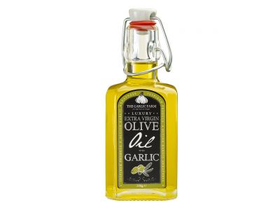 Extra Virgin Olive Oil with Garlic 250ml