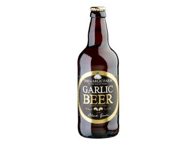 Black Garlic Beer, The Garlic Farm 500ml