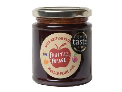 Mulled Plum Jam for Cheese