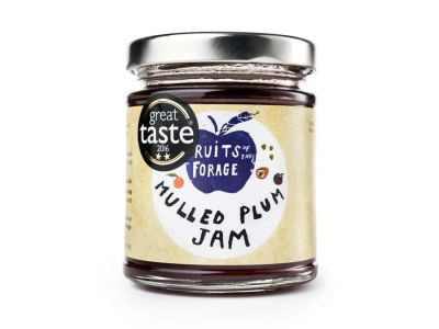 Mulled Plum Jam