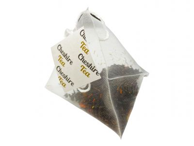 Cheshire Breakfast Tea Pyramids, Cheshire Tea