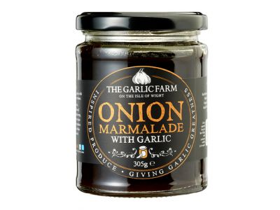 Garlic Farm Onion Marmalade with Garlic