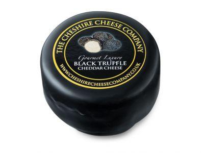 'Triple Truffle' 3 x Gourmet Black Truffle Cheese Truckles 150g each