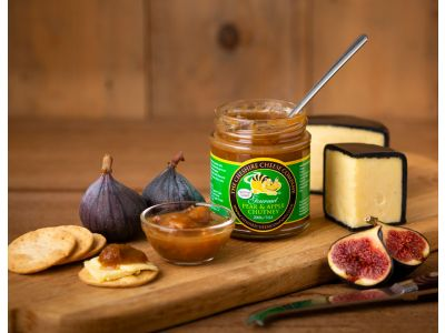 Gourmet Pear & Apple Chutney 200g