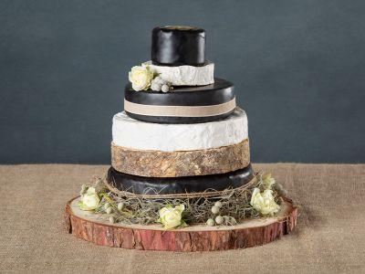 6 Layer Cheese Wedding Cake