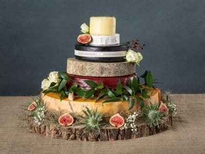 Cheese Celebration Cakes