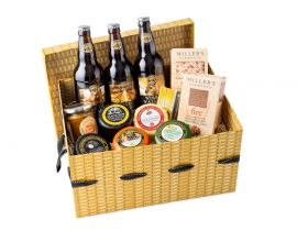 Pick Your Own Large Cheese & Ale Feast Hamper