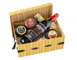 Best of Friends Cheese & Wine Gift Hamper, Pick Your Own