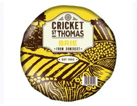 Cricket St Thomas Somerset Brie 1.1kg - Special Guest Cheese