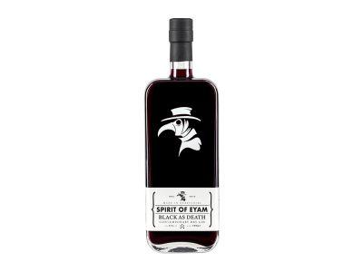 Eyam Black Death Gin