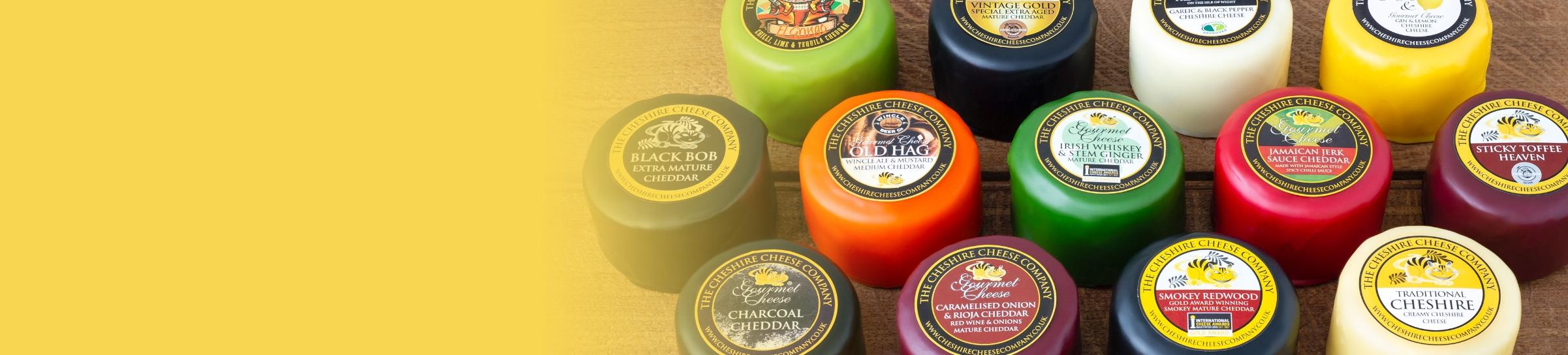 Cheshire Cheese Wholesale