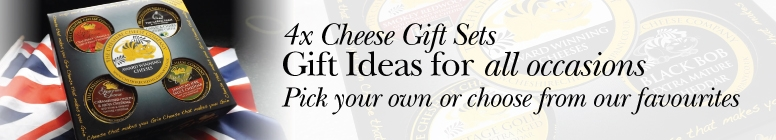 4x Cheese Gift Sets