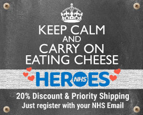 Keep Calm Keep Eating Cheese
