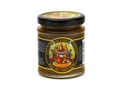 El Gringo Chutney with Lime & Tequila 200g