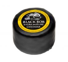 Black Bob Extra Mature Waxed Truckle 200g