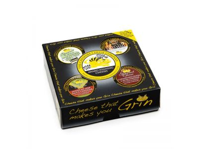 Gourmet Cheese Gift box