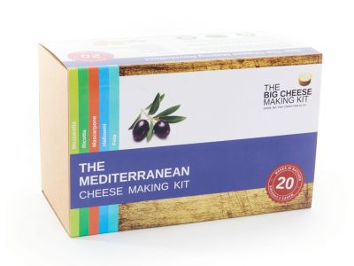 Big Mediterranean Cheese Kit