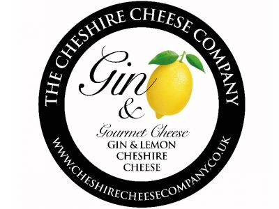 Gin & Lemon Cheshire Cheese 200g