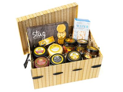 Traditional Choice Big Cheese Hamper