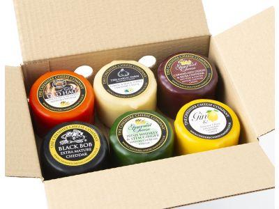 Cheshire Cheese Company Cheese Gift Box