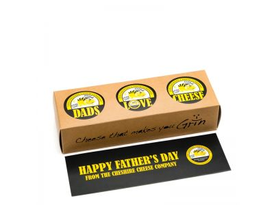 Fathers Day 3 Cheese Pick your own gift
