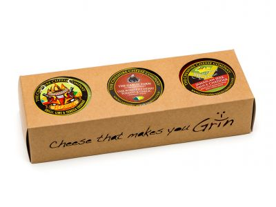 Trio of Spicy Cheese Gift Set
