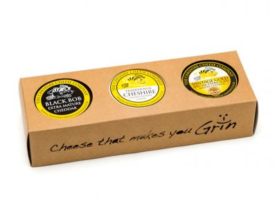 Traditional Cheese Gift Box