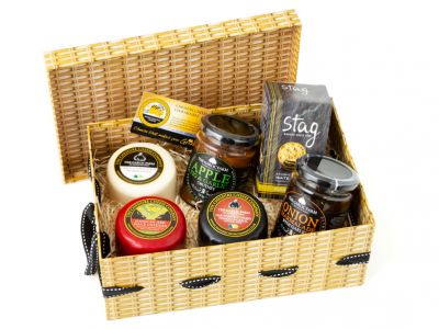 Garlic Lovers Gift Box Faux Hamper