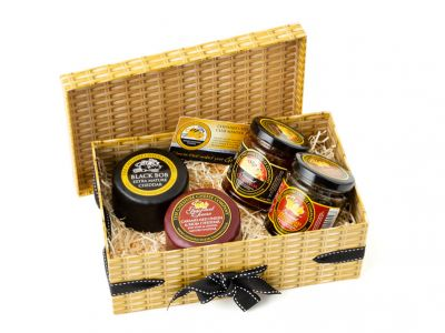Best Sellers Gift Box Faux Wicker