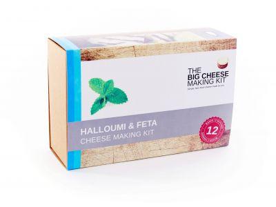 Halloumi & Feta Making Kit