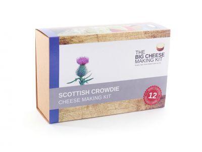 Scottish Crowdie Kit