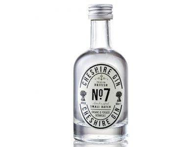 Cheshire Gin No. 7 Miniature 5cl : 40% vol