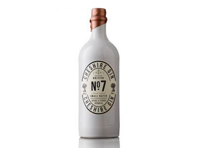 Cheshire Gin No 7 Artisan Dry Gin